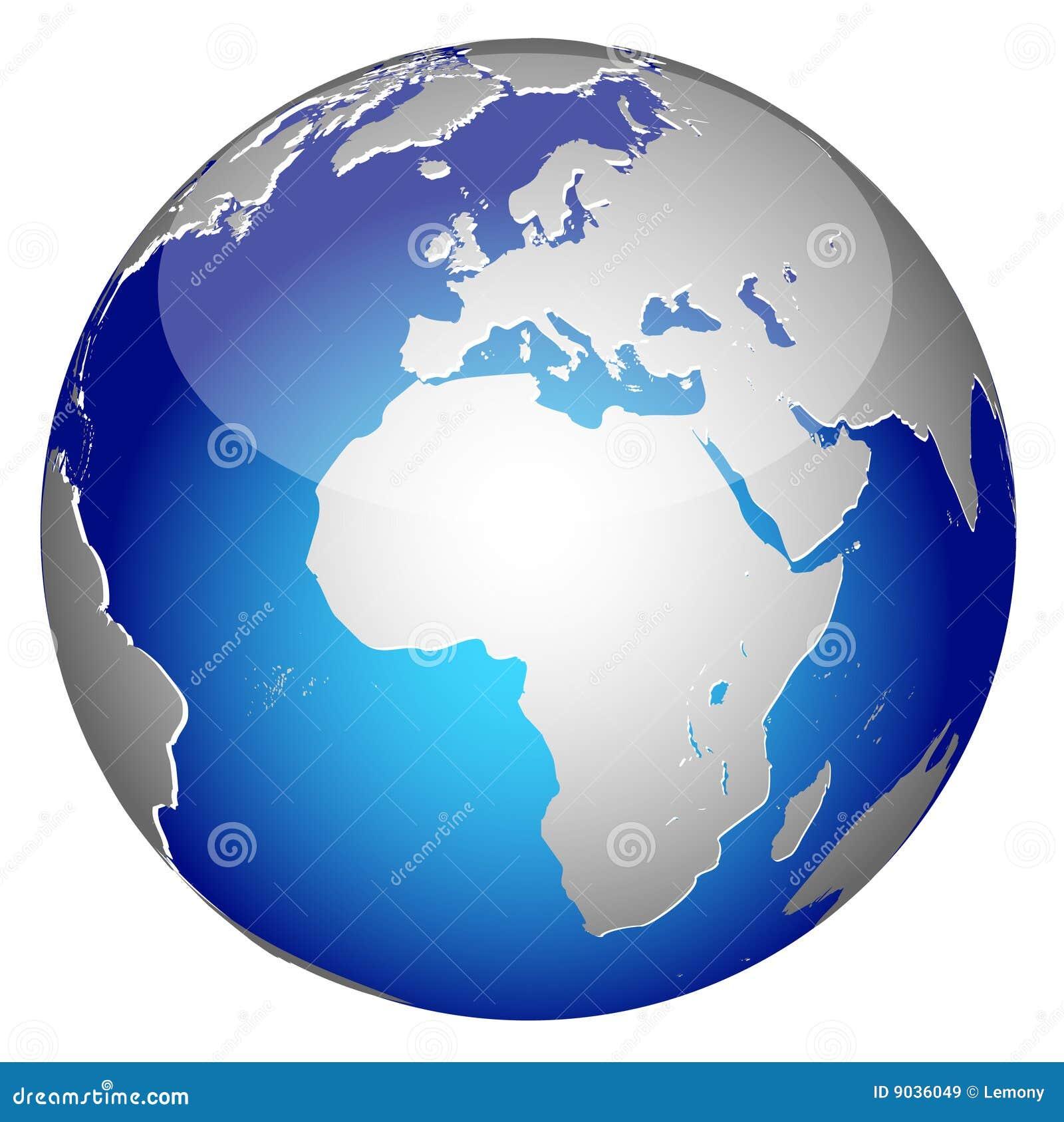 Bild Weltkugel