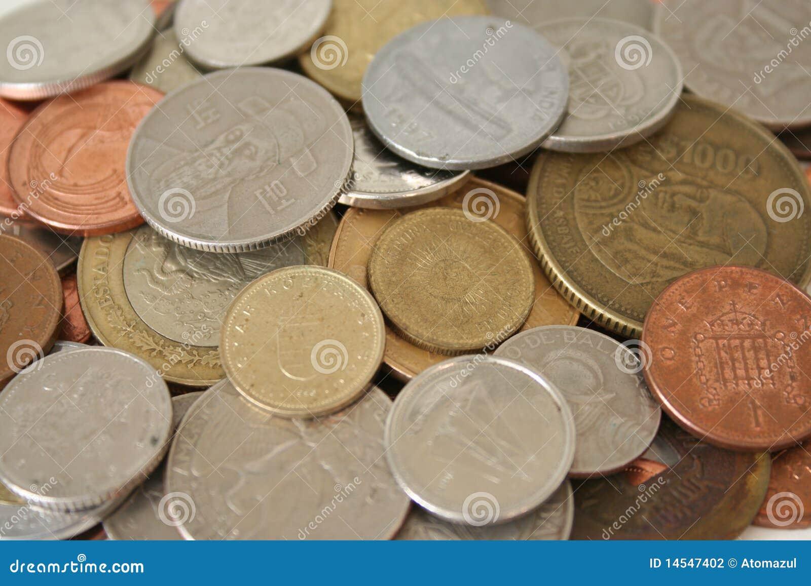 Weltmünzen