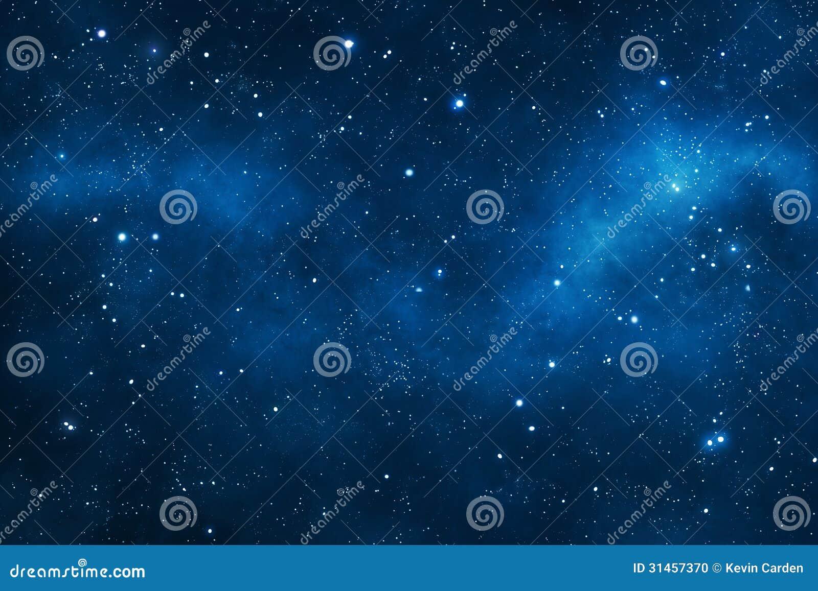 Weltraumhintergrund