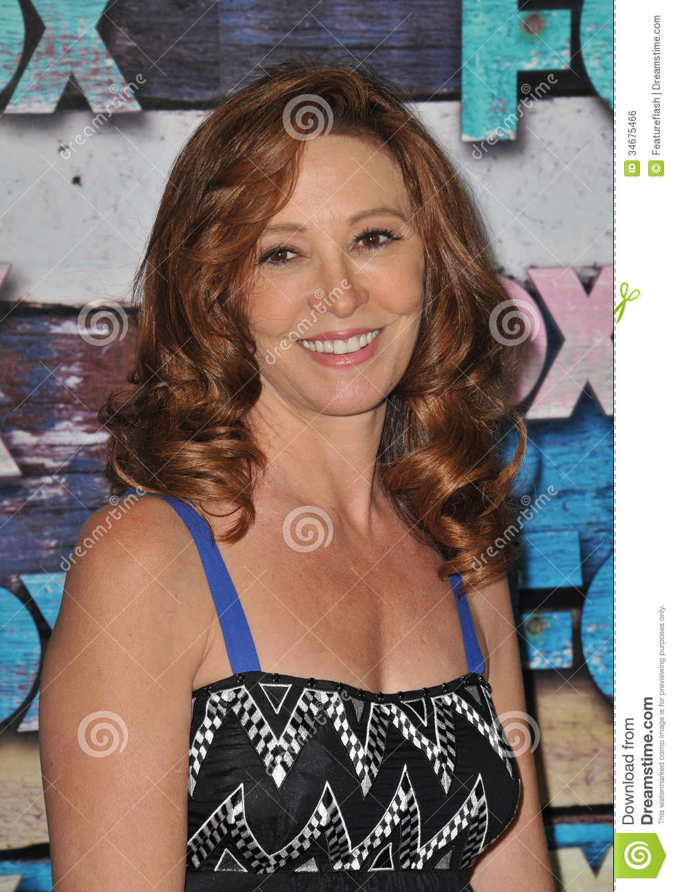 wendy-makkena-mob-doctor-star-fox-summer-all-star-party-west-hollywood ...