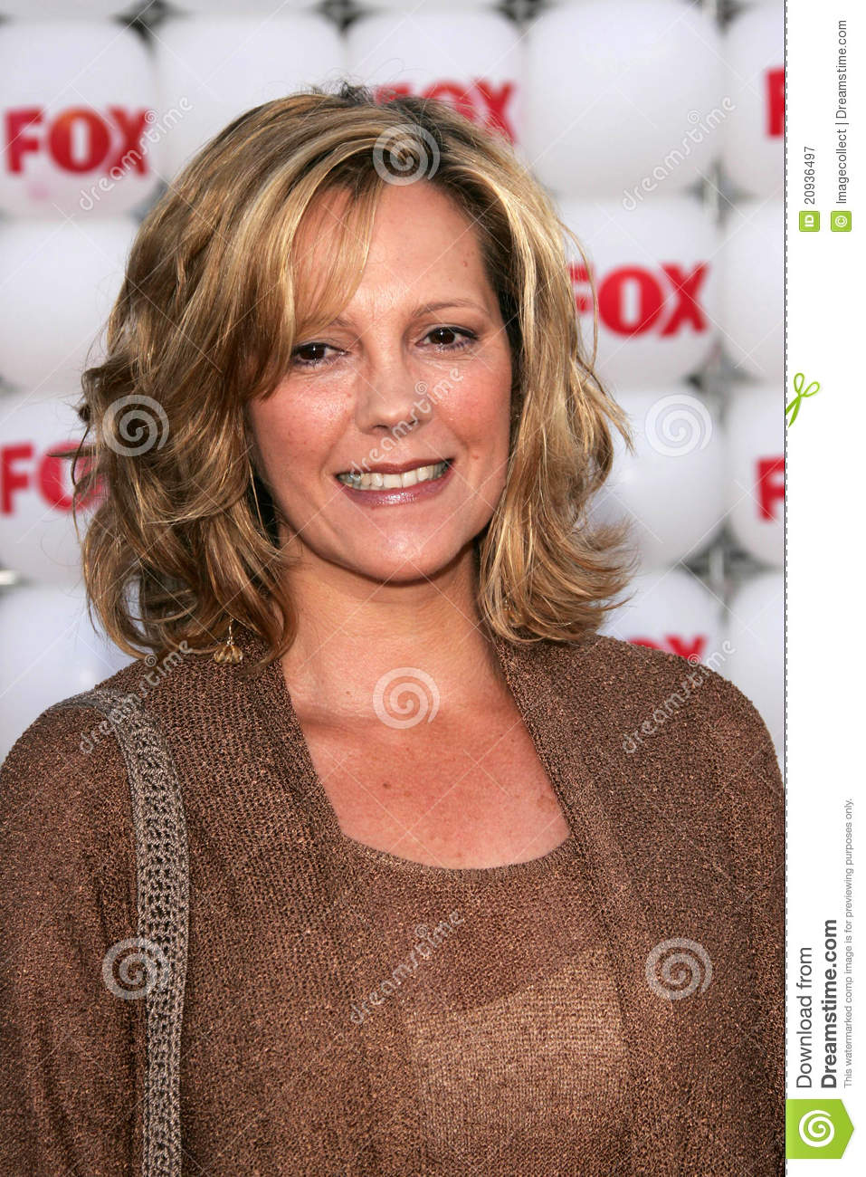 Wendy Schaal At The FOX Summer 2005 TCA Party, Santa ...