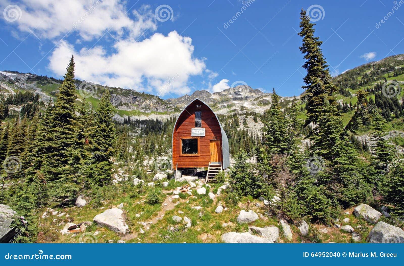 Wendy Thompson Hut