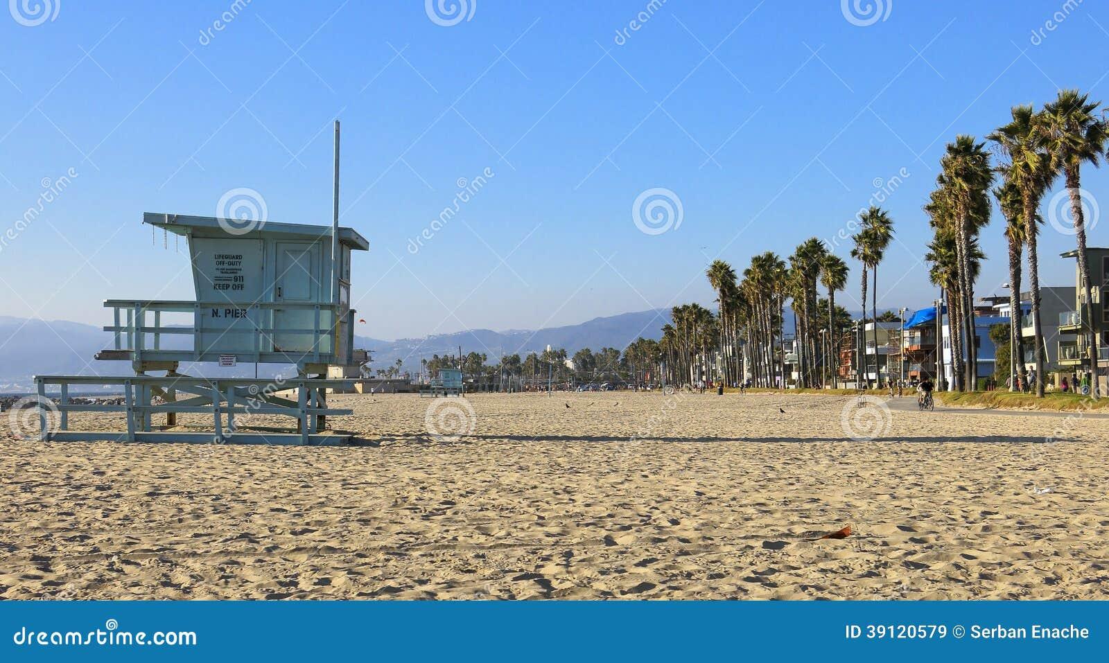 Wenecja plaża