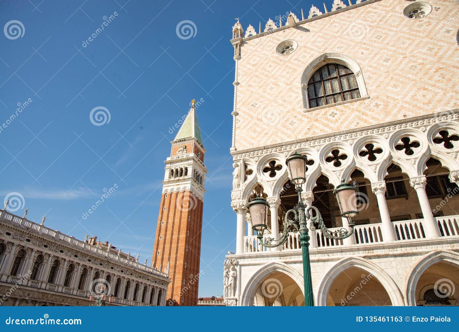 Wenecja, Włochy, widok od laguny Grand Canal
