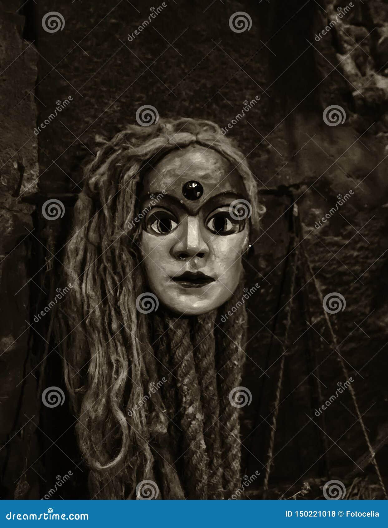 Wenecki maskowy strach