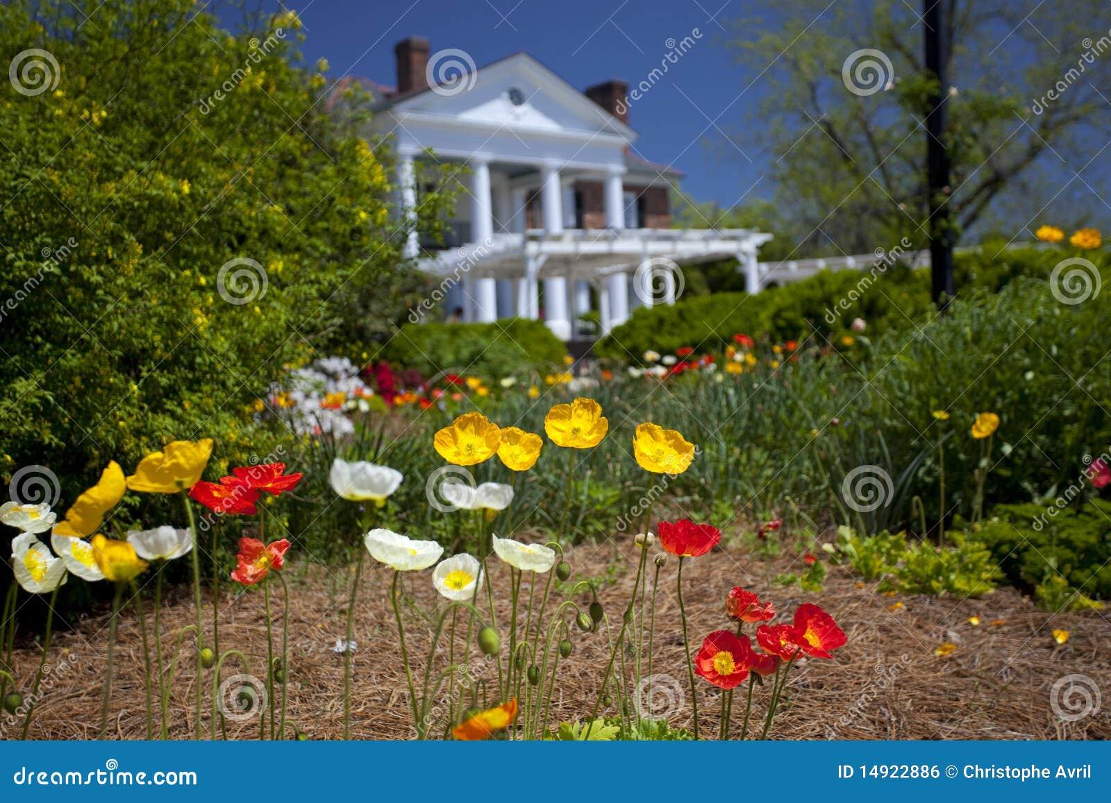 Wenig Garten