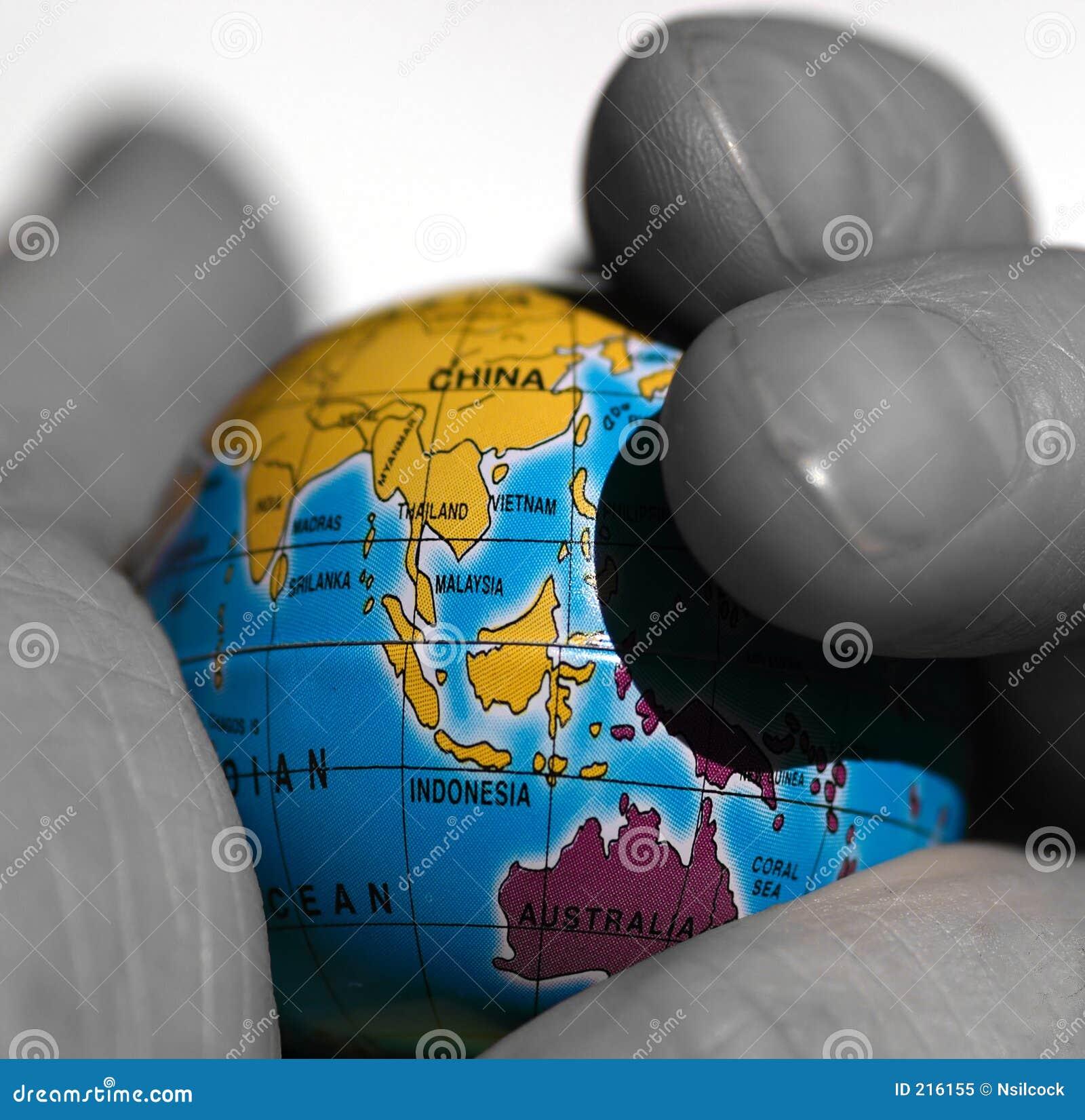 Wereld in een Hand