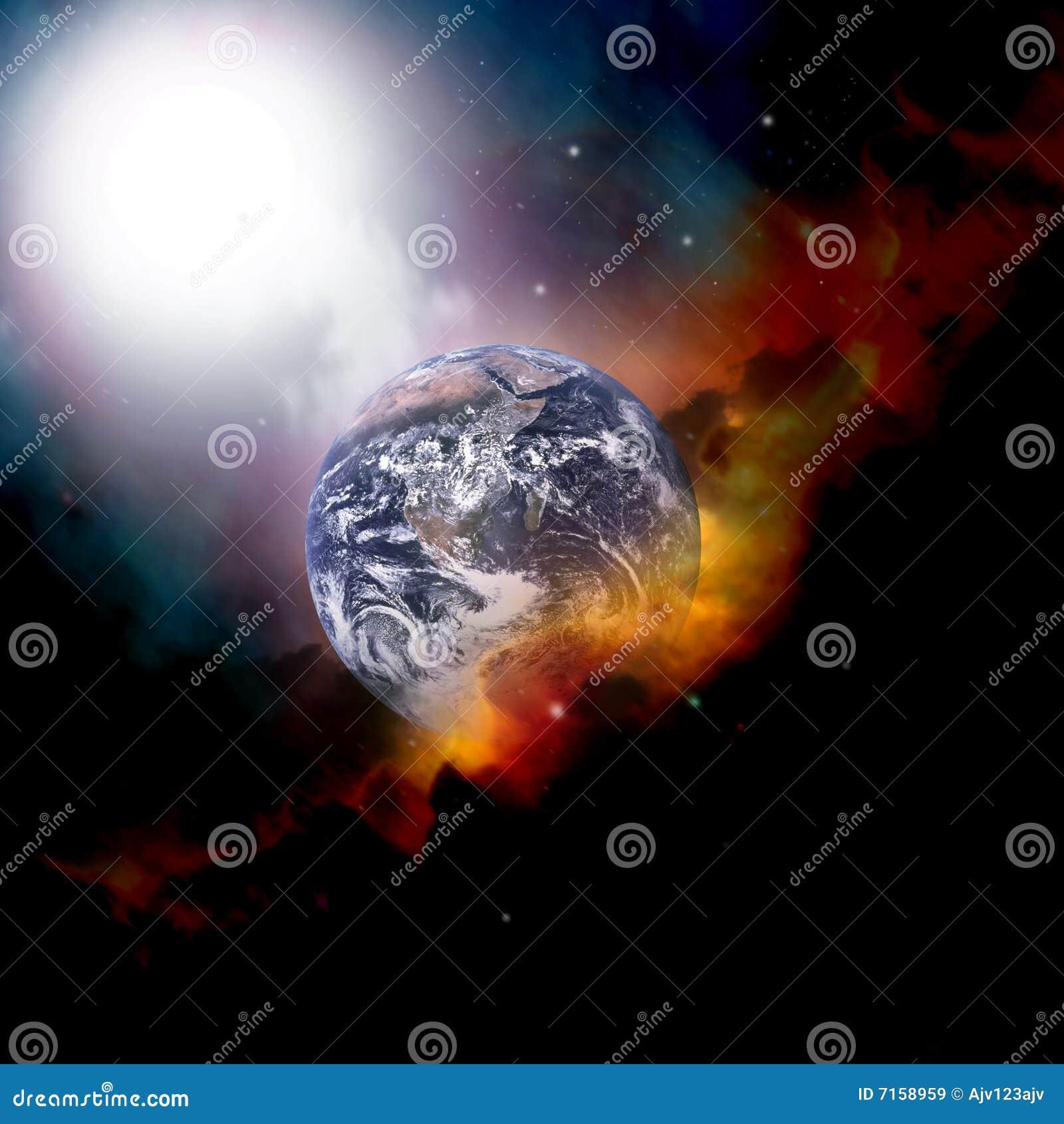 Wereld kringloop