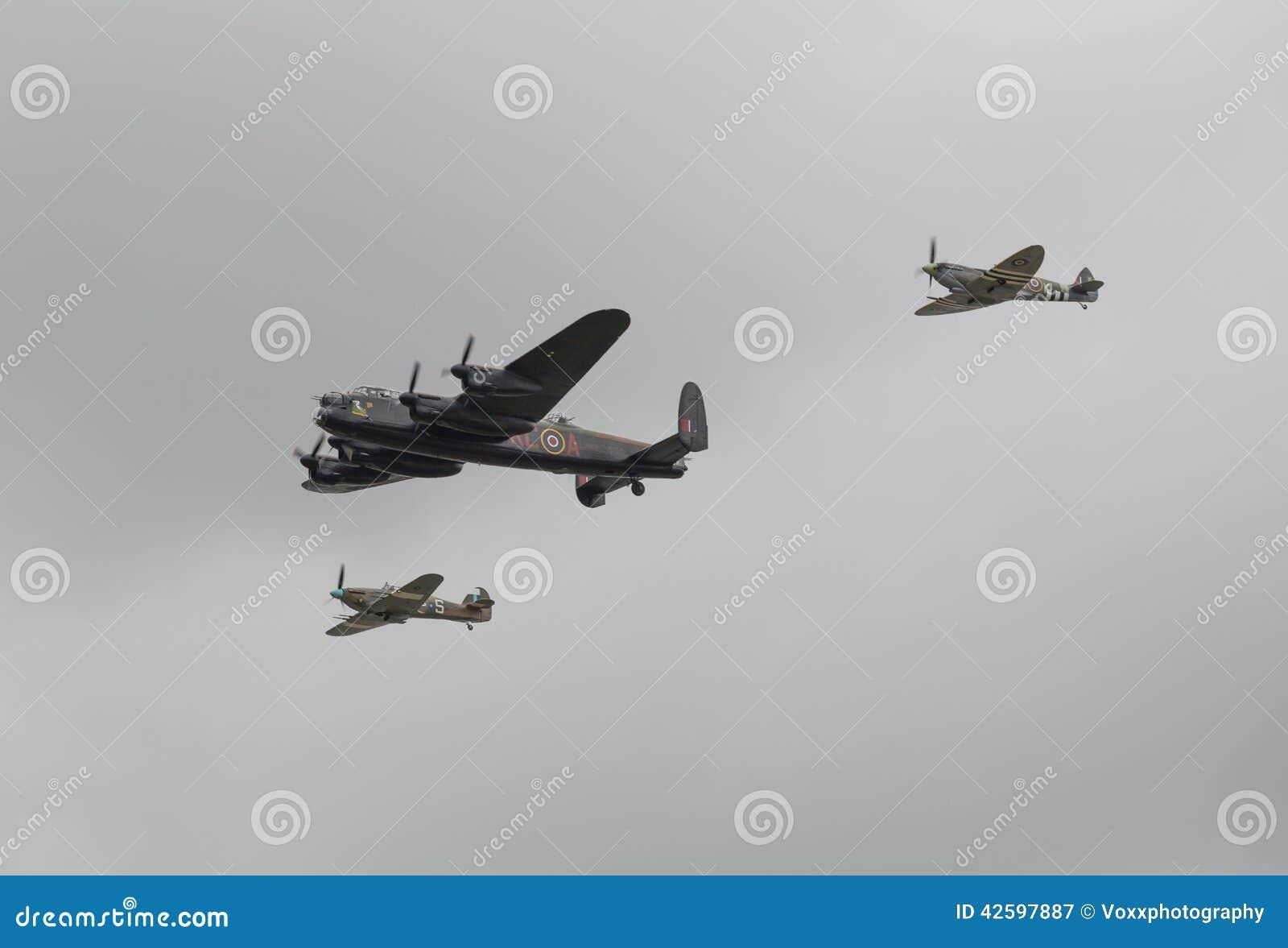 Wereldoorlog 2 vliegtuigen