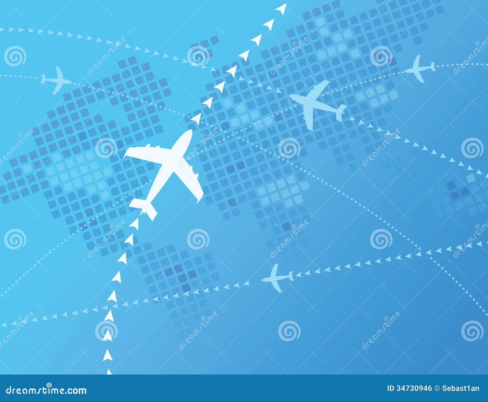 Wereldvliegtuigen