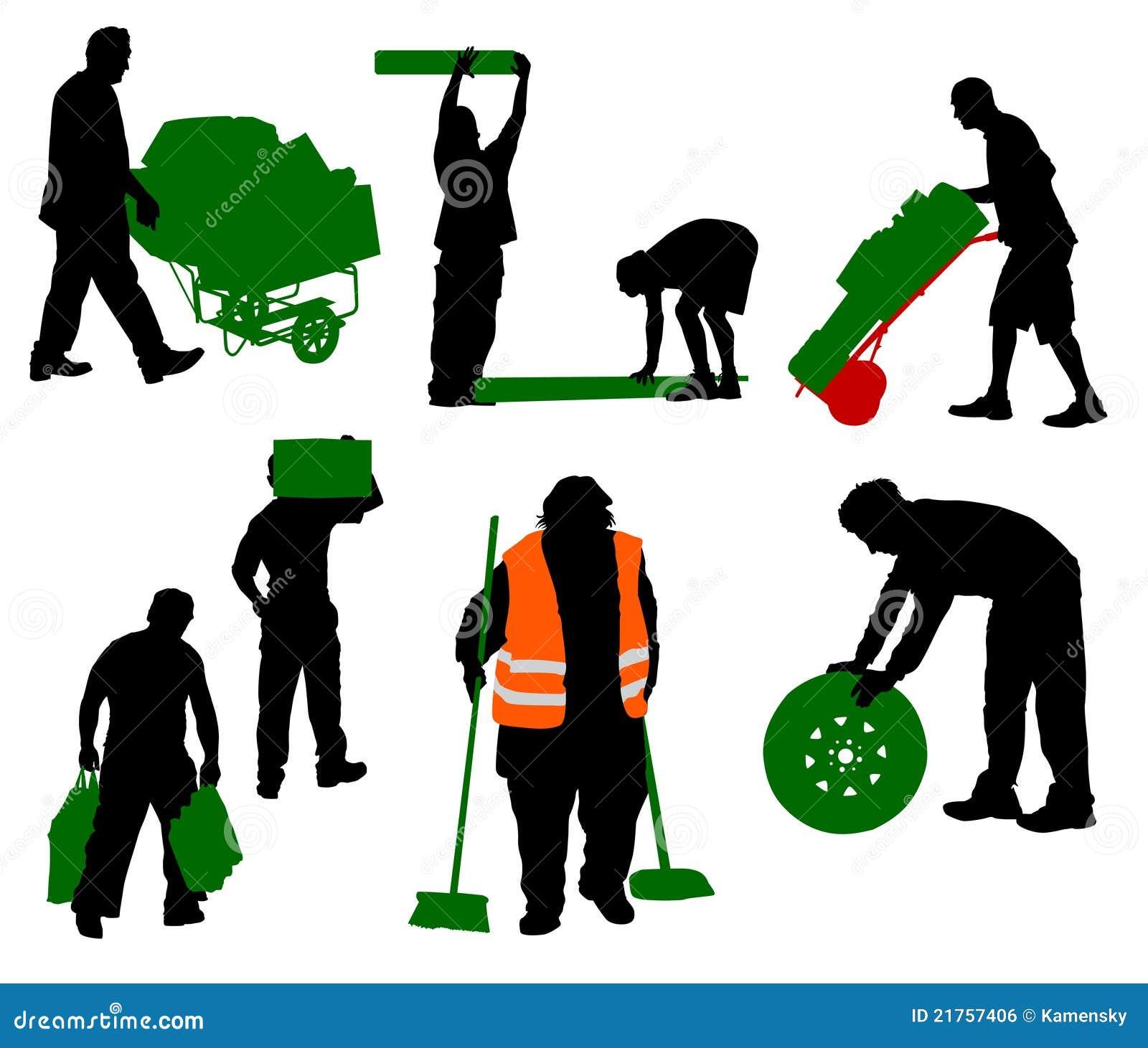 Afbeeldingsresultaat voor fotos werkende mensen