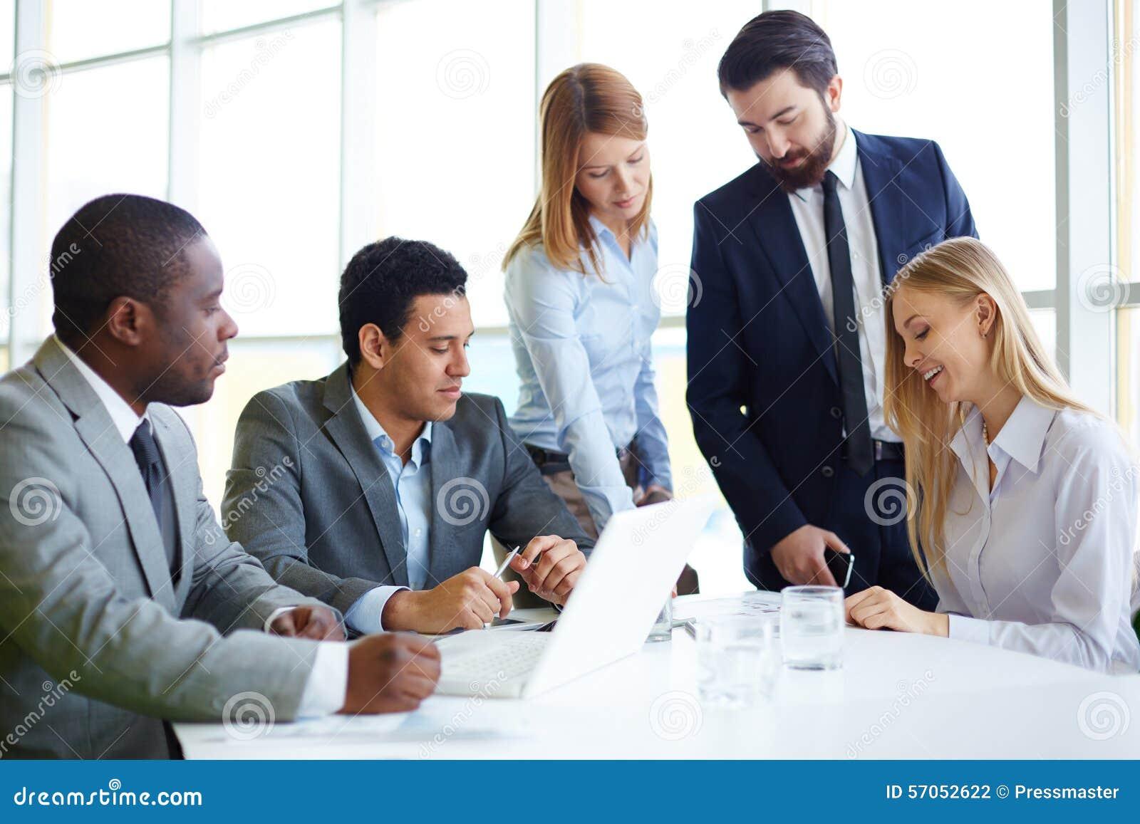Werkende vergadering