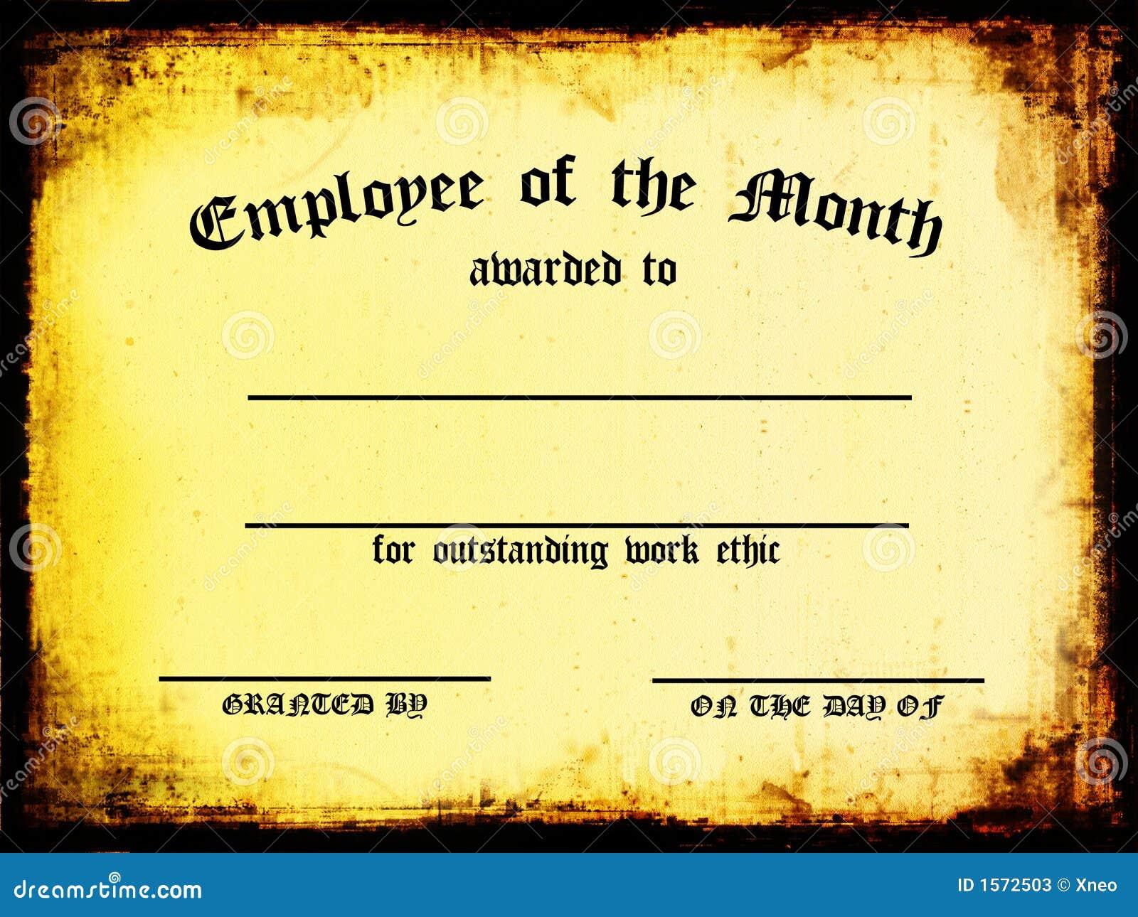 Most Improved Employee Award Demirediffusion
