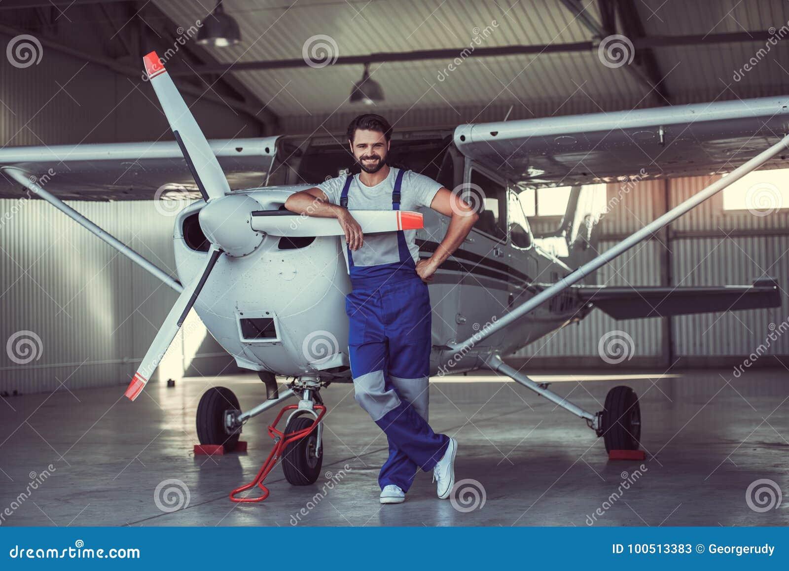 Werktuigkundige en vliegtuigen