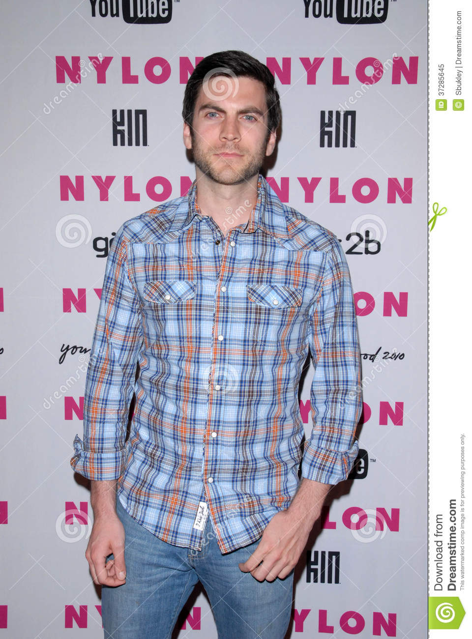 Wes Bentley Editorial Image Image Of Nylon Hollywood 37285645