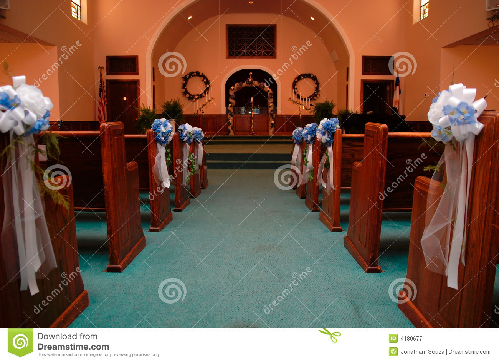 Wesele nie kościoła