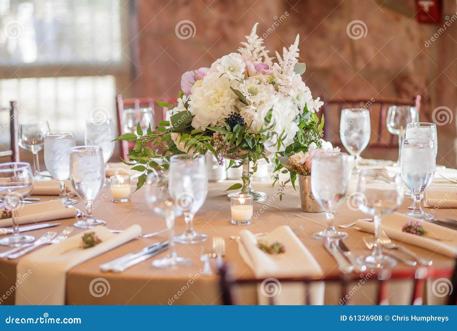 Wesele stół