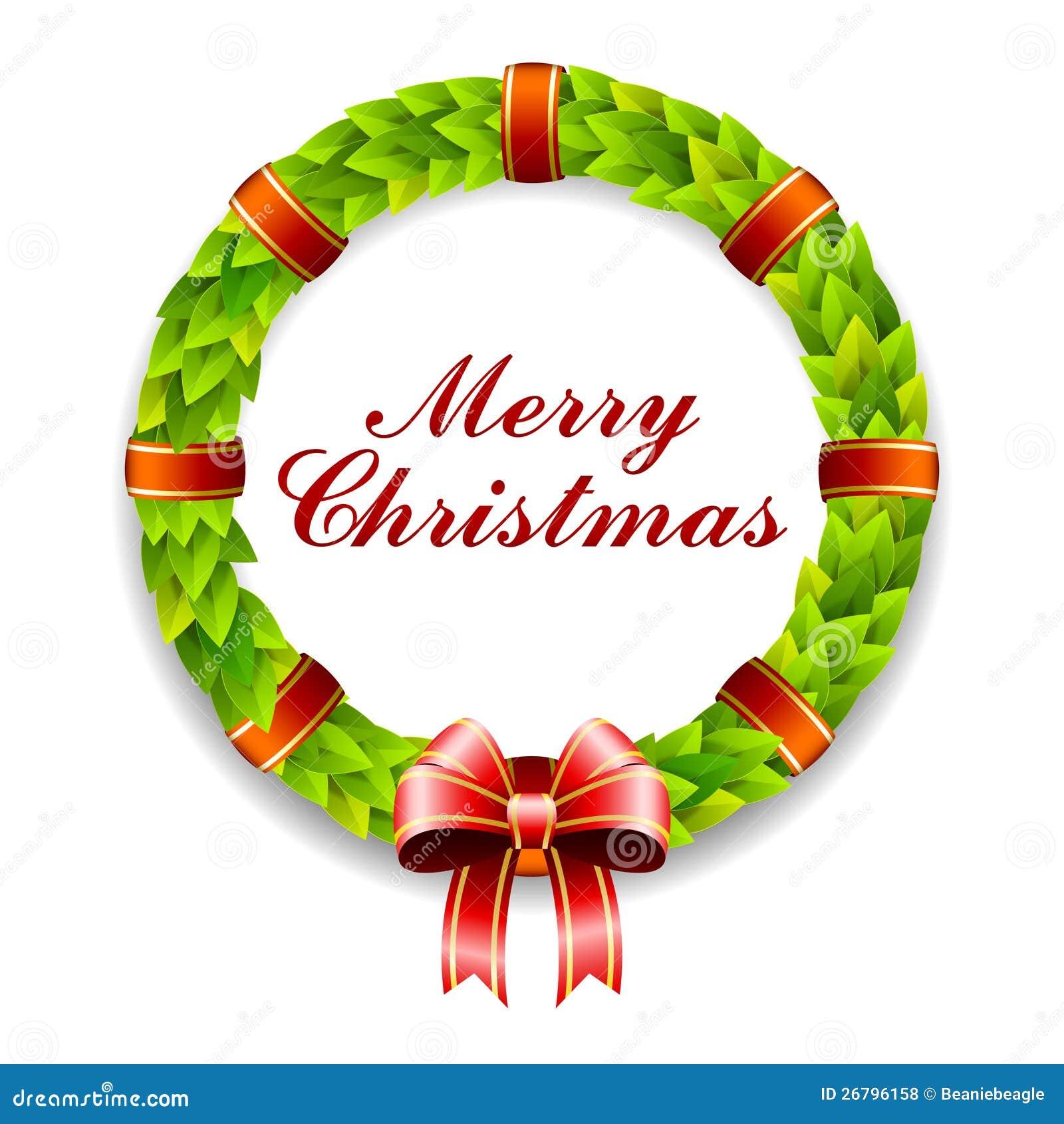Wesoło Bożych Narodzeń Wianek