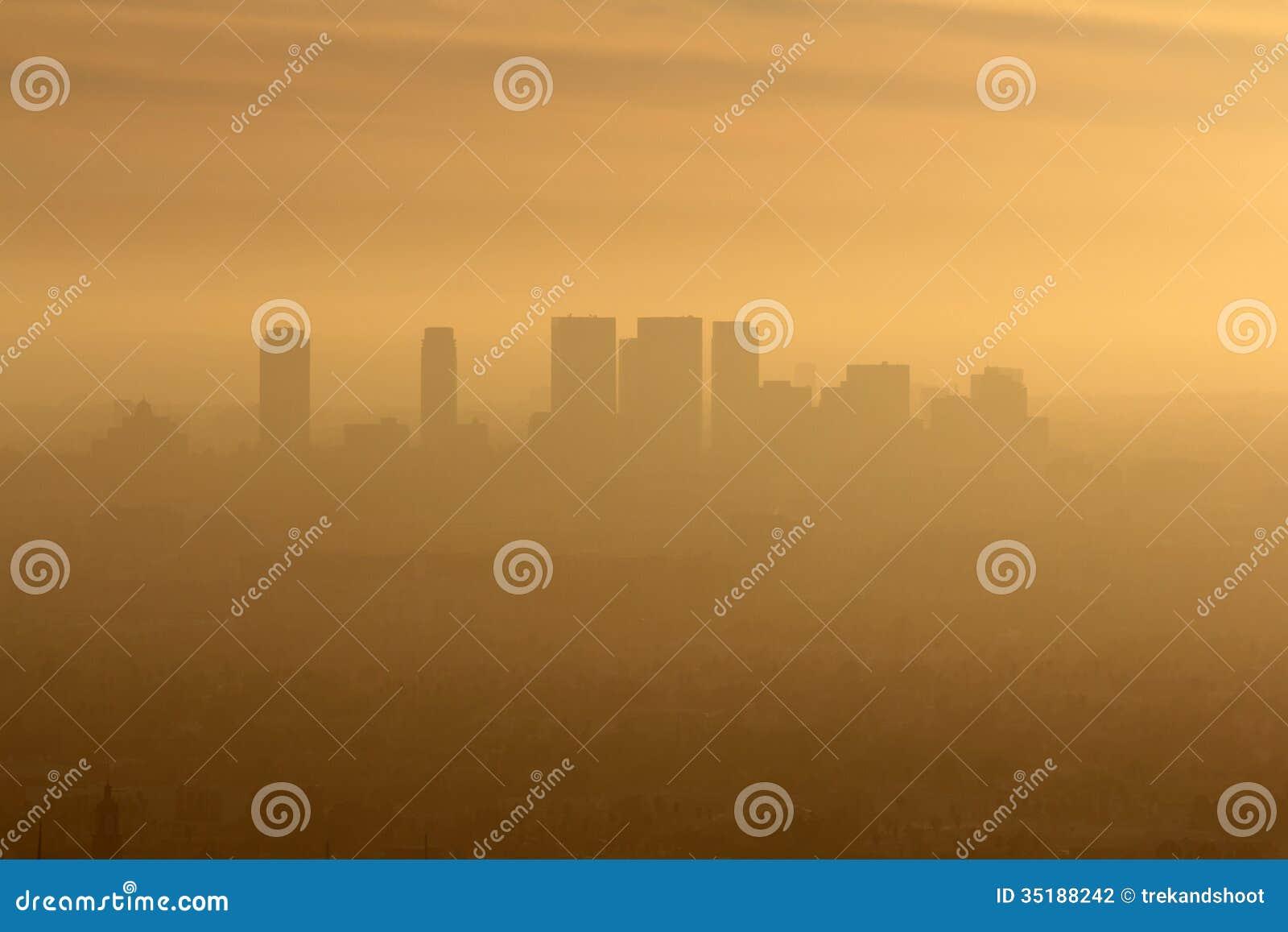 West LA Smog