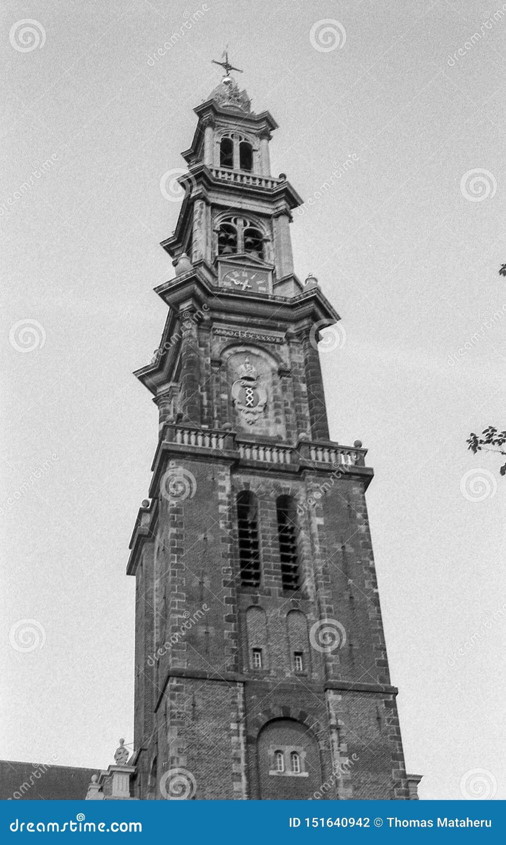 Westerkerk kościół Amsterdam