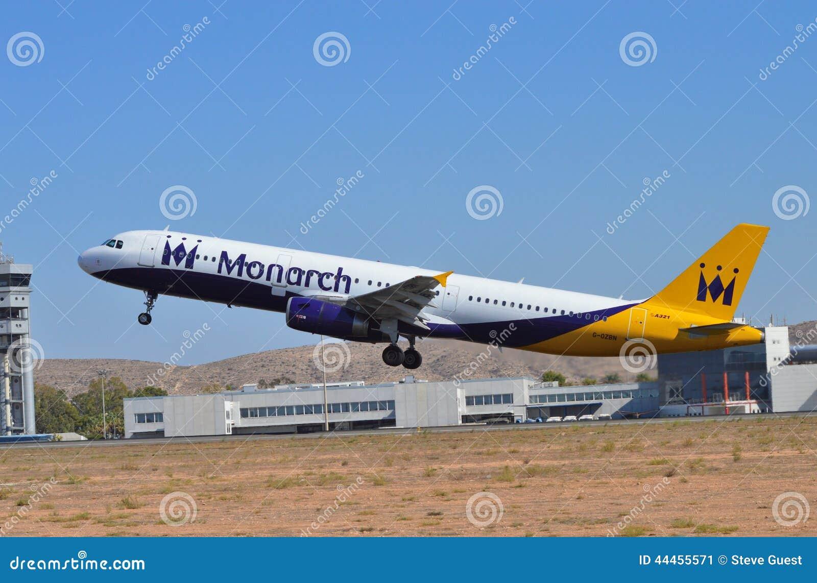 flights to alicante monarch