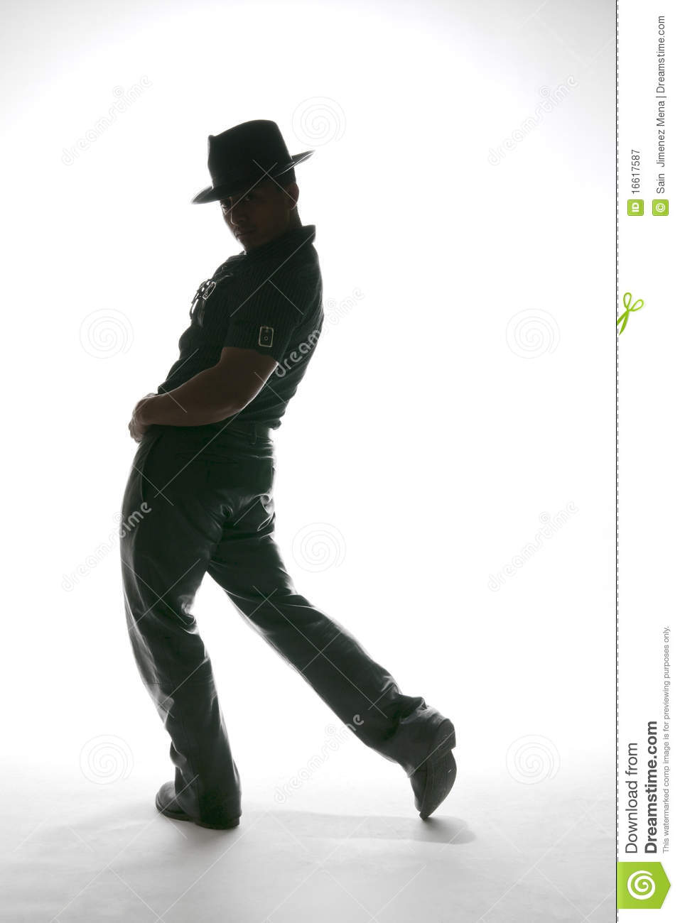 Western Dancing Step Royalty Free Stock Photography - Image: 16617587
