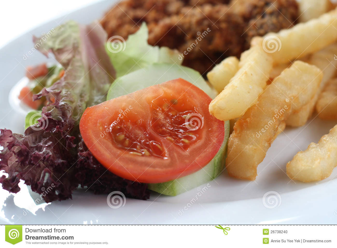 Western food stock photo image 26738240 for Cuisine western