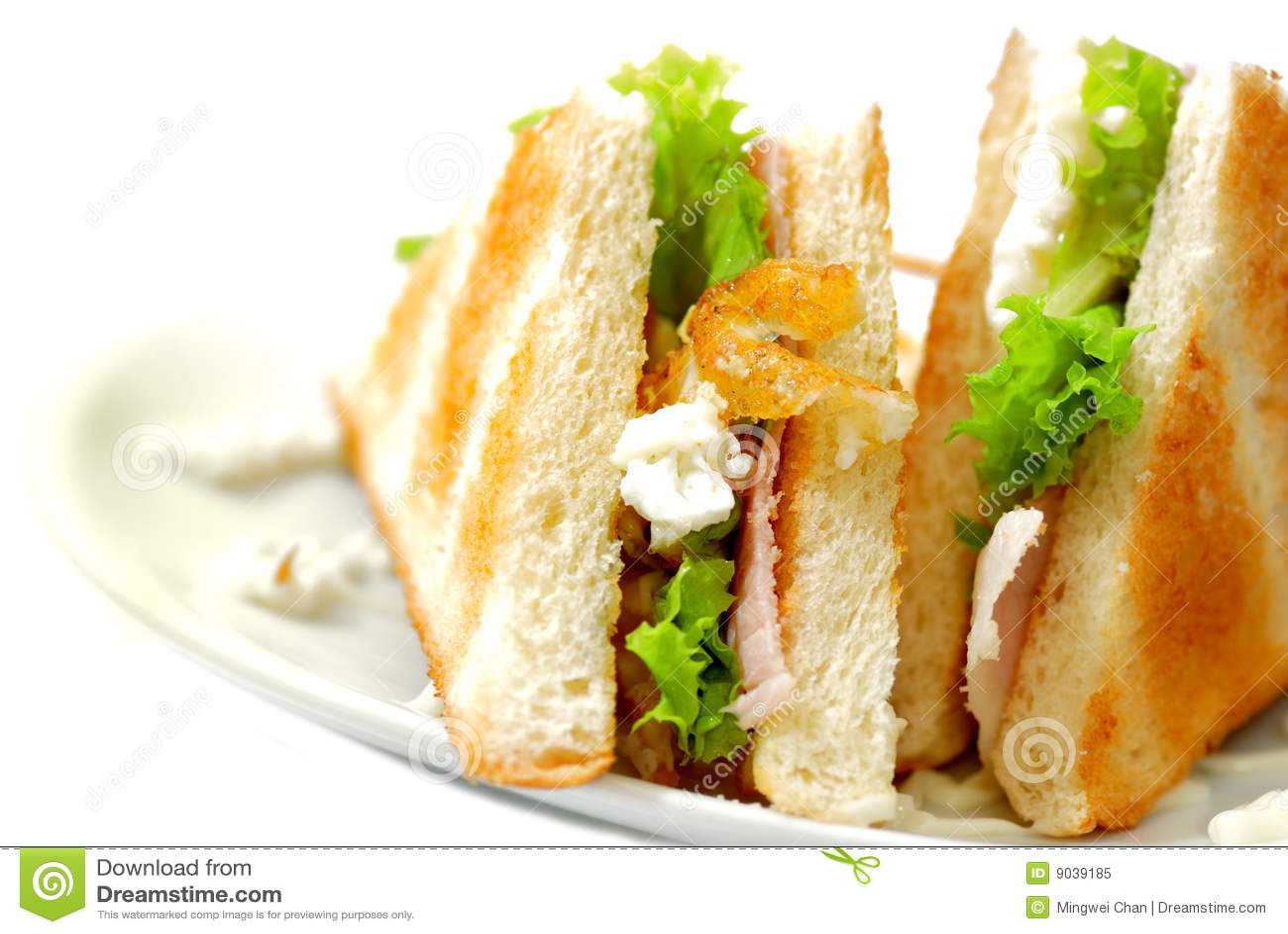 Western Food Series 2 Royalty Free Stock Photo Image