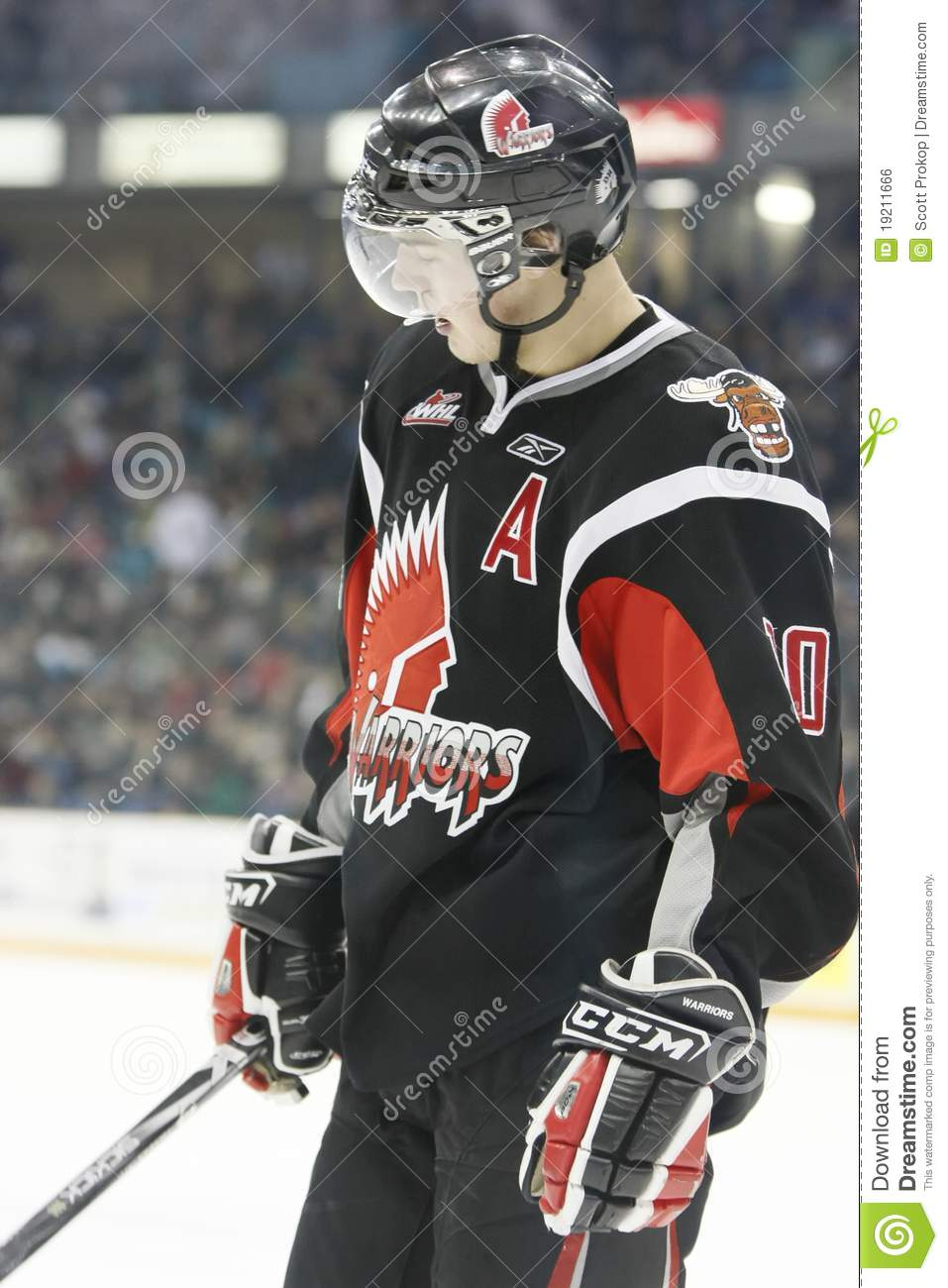 Western Hockey League (WHL) Game Editorial Photo - Image of
