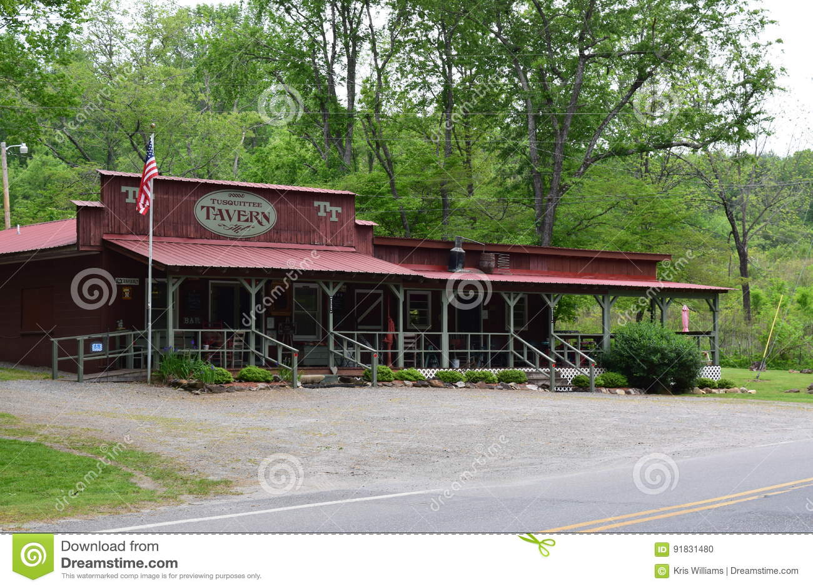 Western NC Mountain Tavern