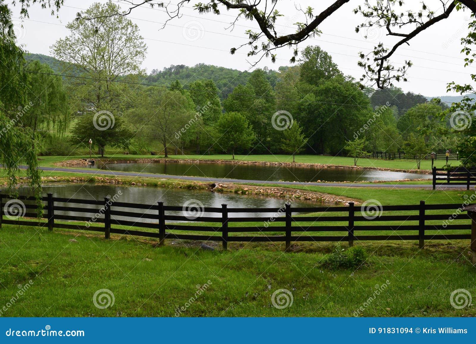 Western NC rural country mountain farm