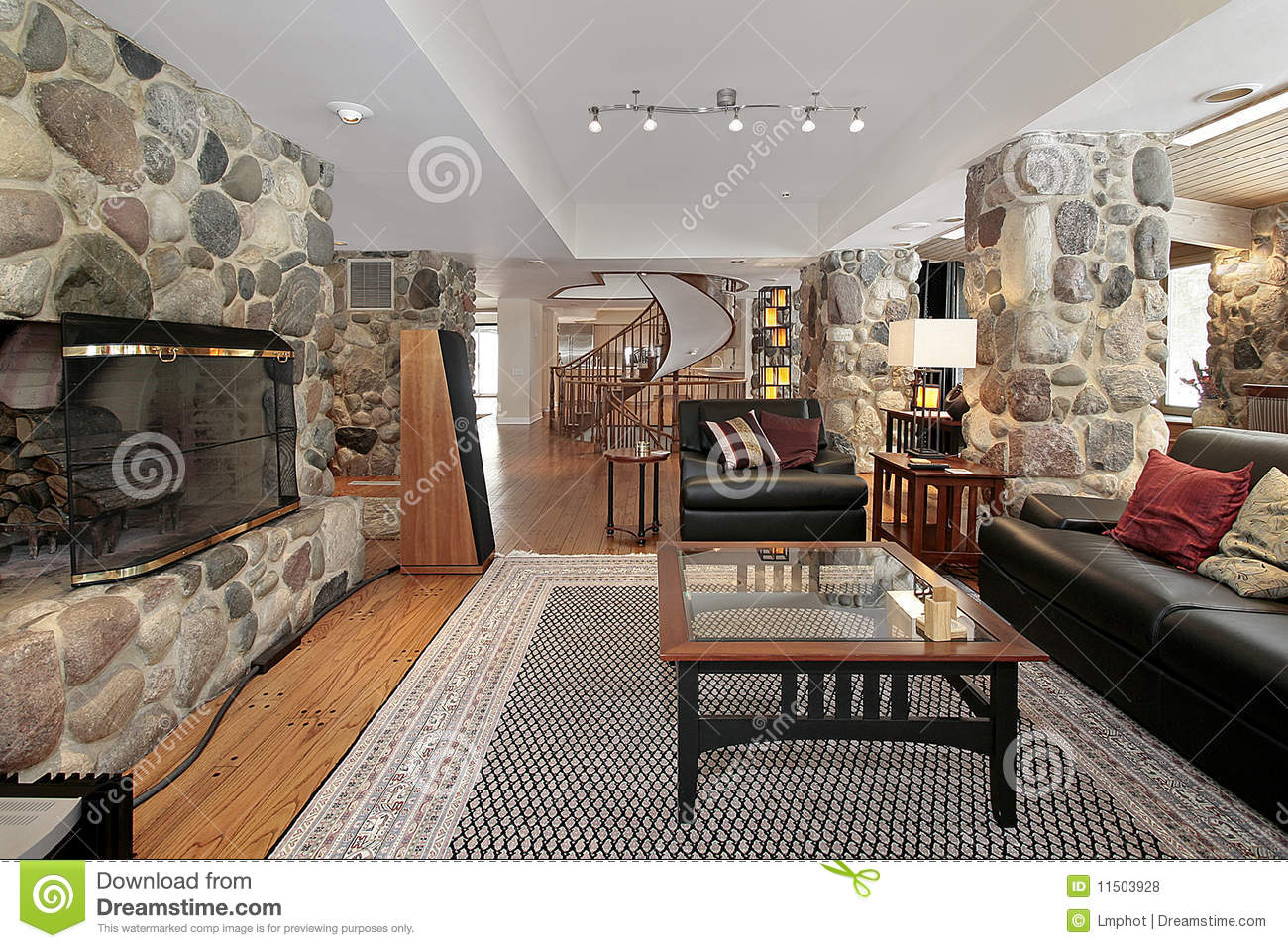 Western style living room royalty free stock photos for Western style living rooms
