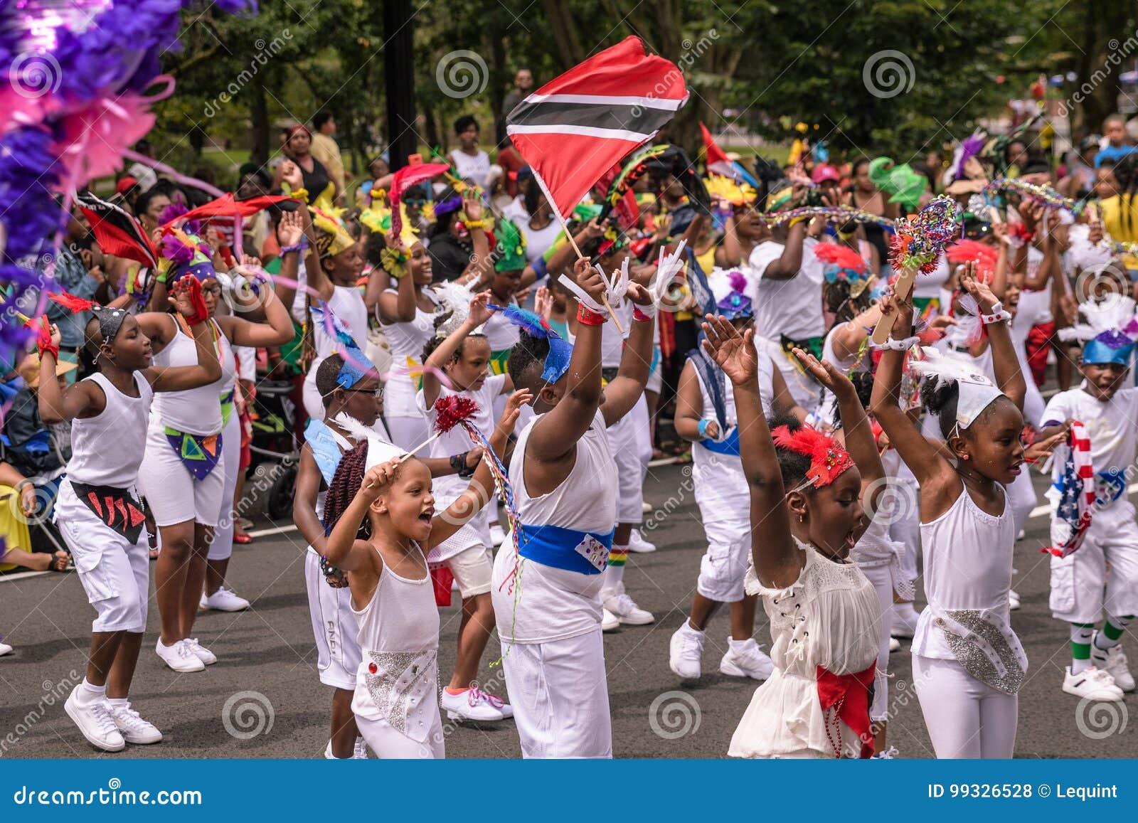 Westindische Parade Hartford Connecticut