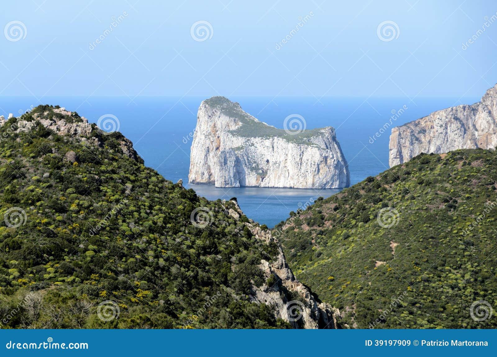 Westküste von Sardinien