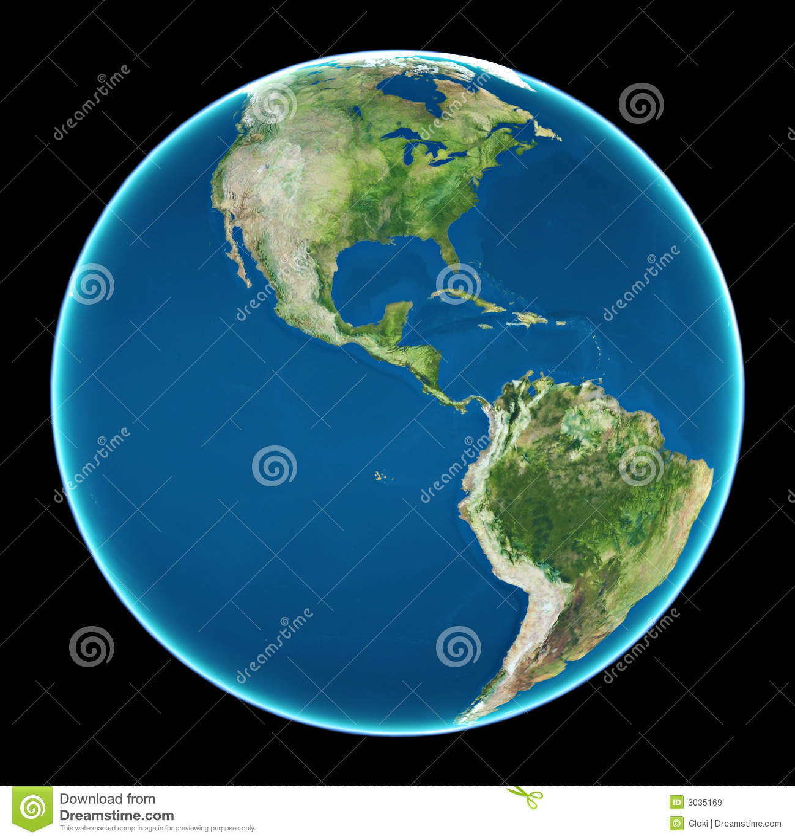 Westliche Hemisphäre