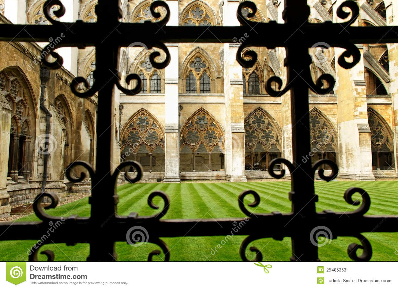Download Westminster abbey. stock image. Image of bright, cathedral - 25485363