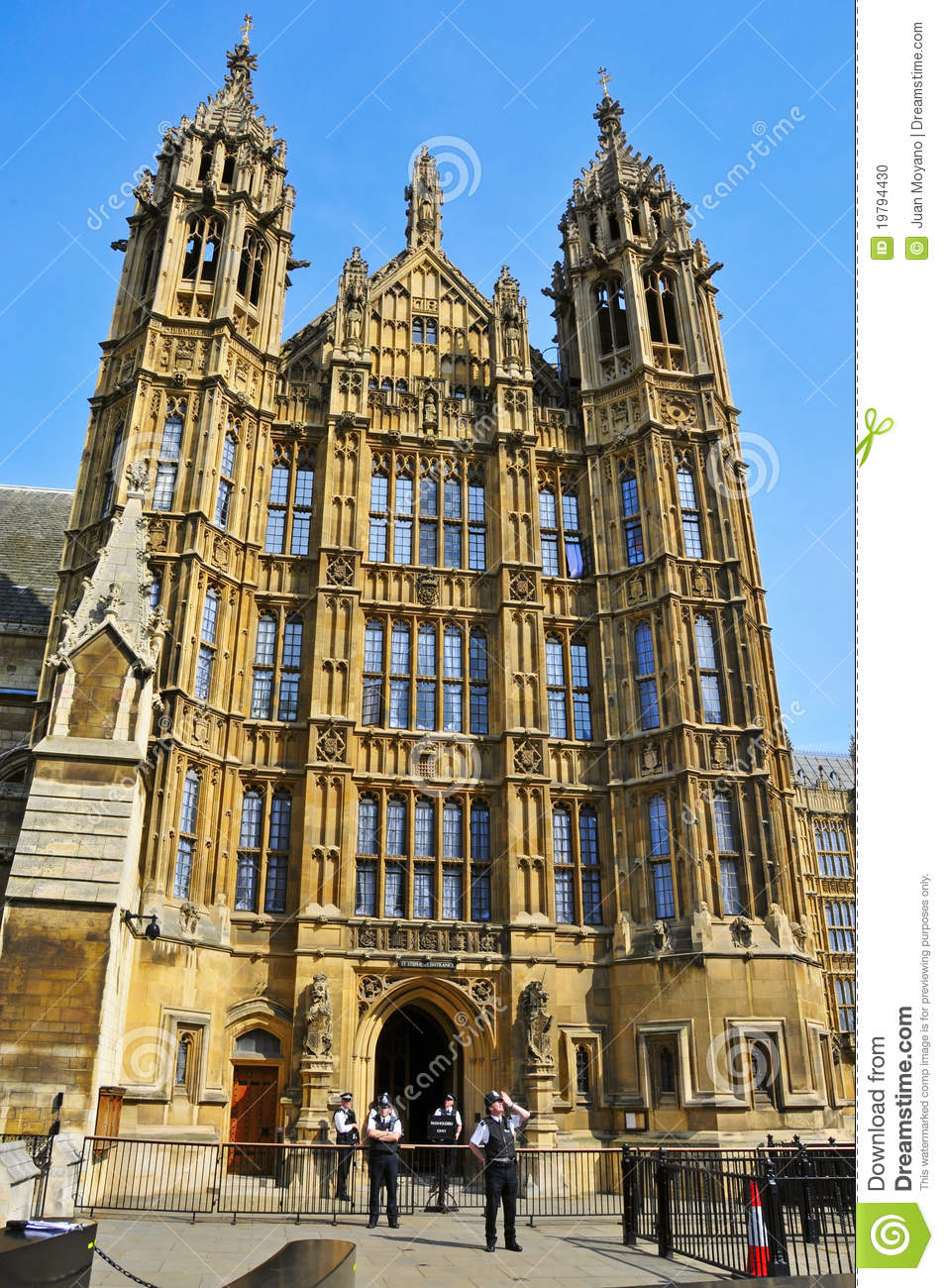 London United Kingdom  city photos : LONDON, UNITED KINGDOM MAY 6: Saint Stephens Porch in Westminster ...