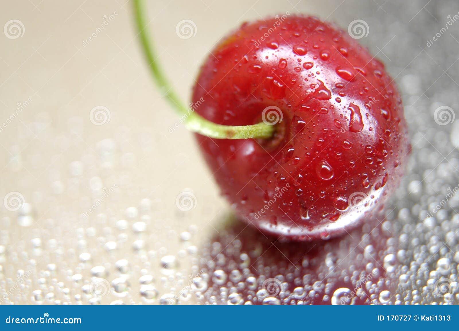 Wet cherry II