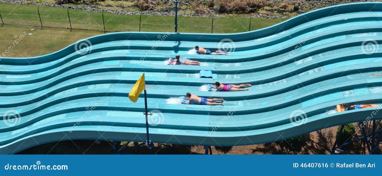 Wet n Wild Gold Coast Queensland Australien