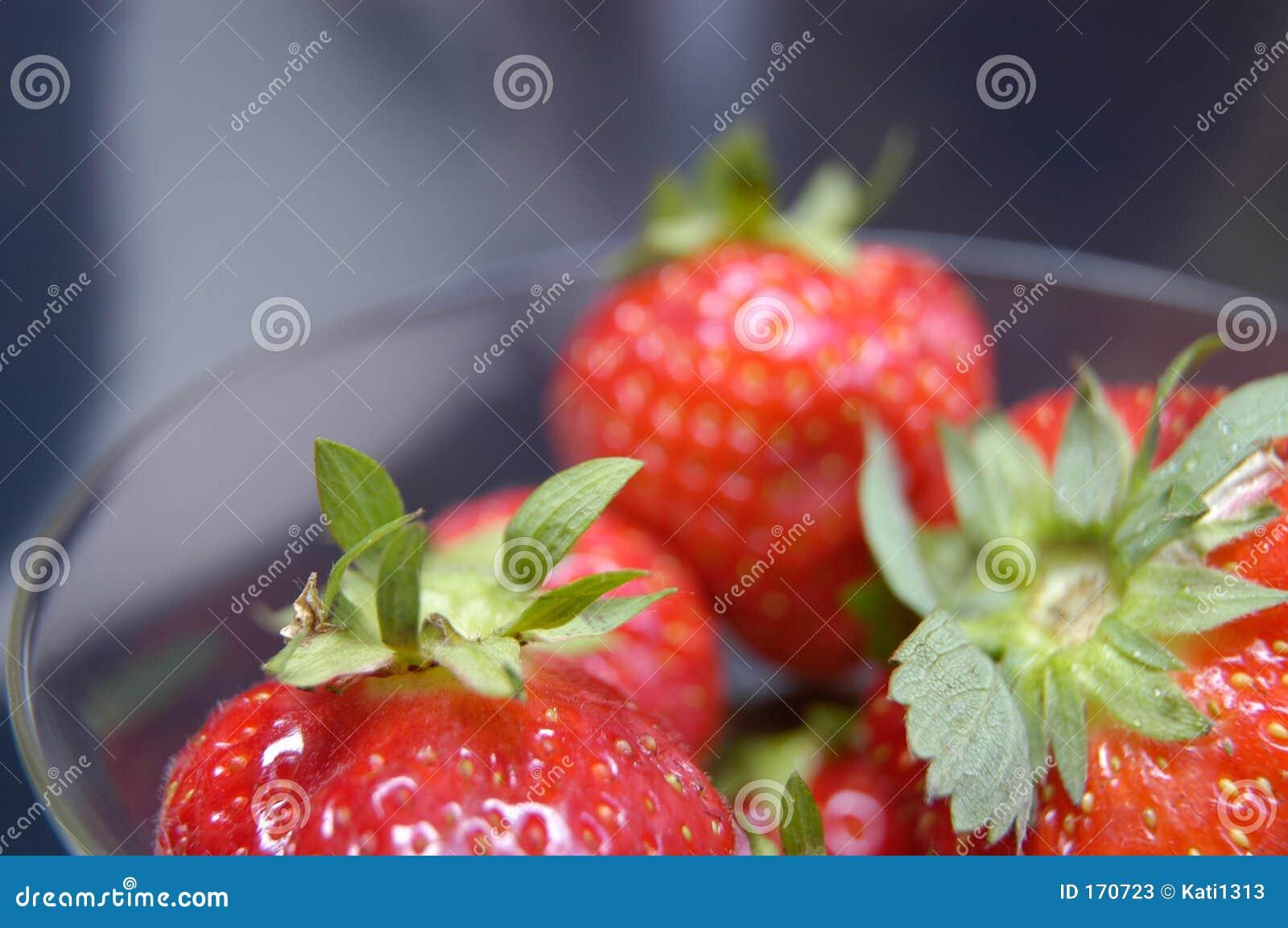 Wet strawberries II