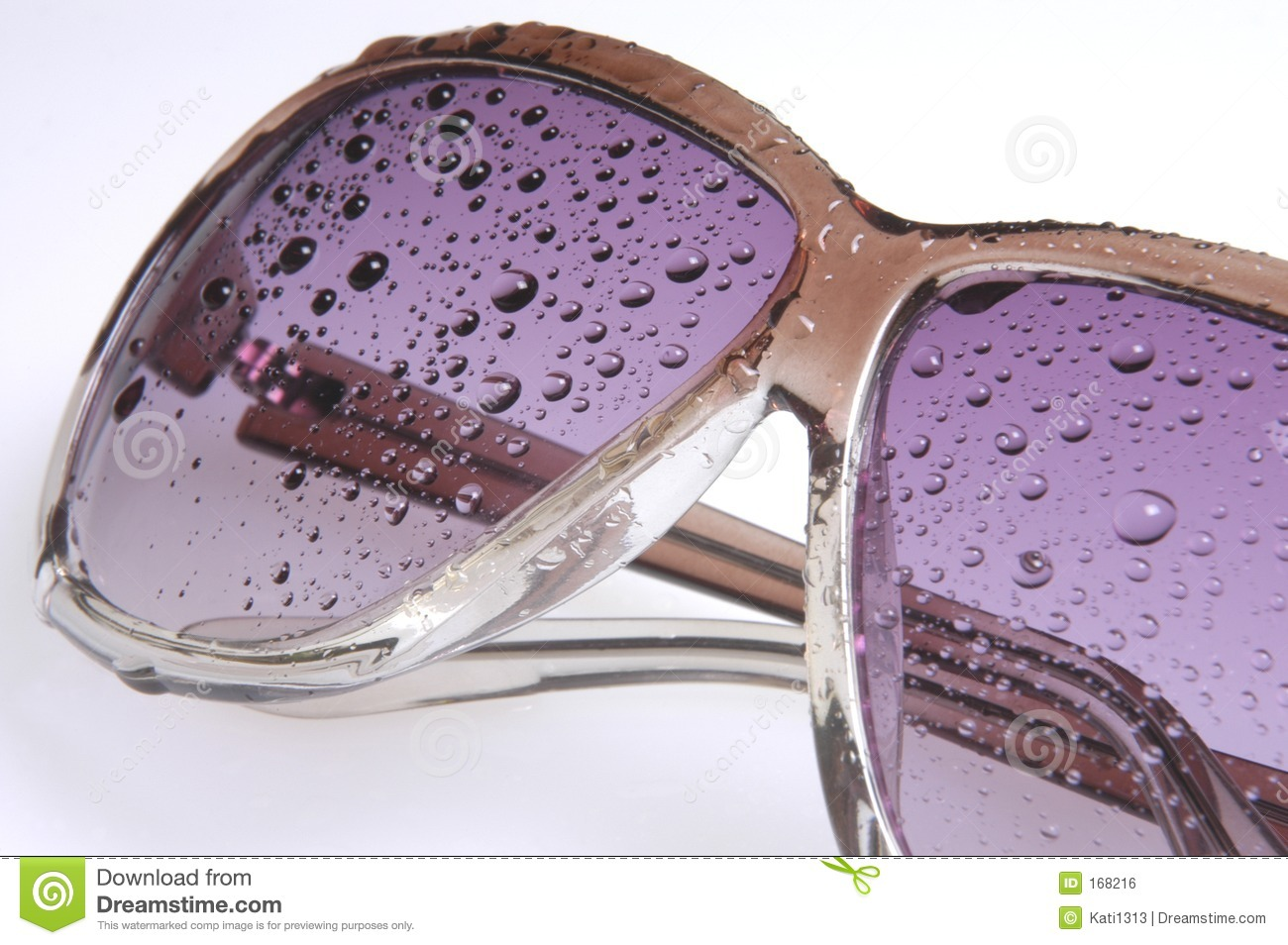 Wet sunglasses III