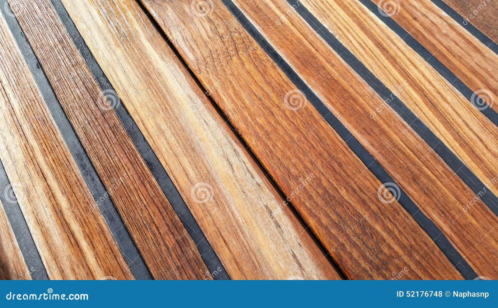 Wet teak deck wallpaper stock photo. Image of deck, background - 52176748