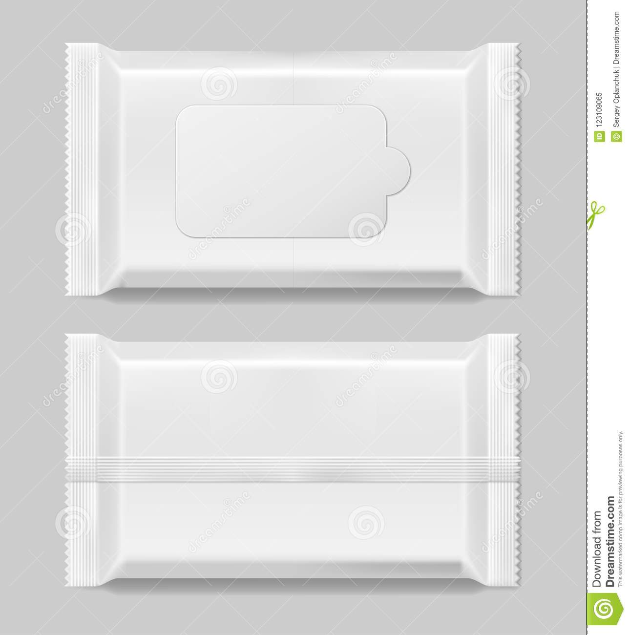Wet wipes napkins template front and vack view isolated white wet wet wipes napkins template front and vack view isolated white wet wipes blank package maxwellsz