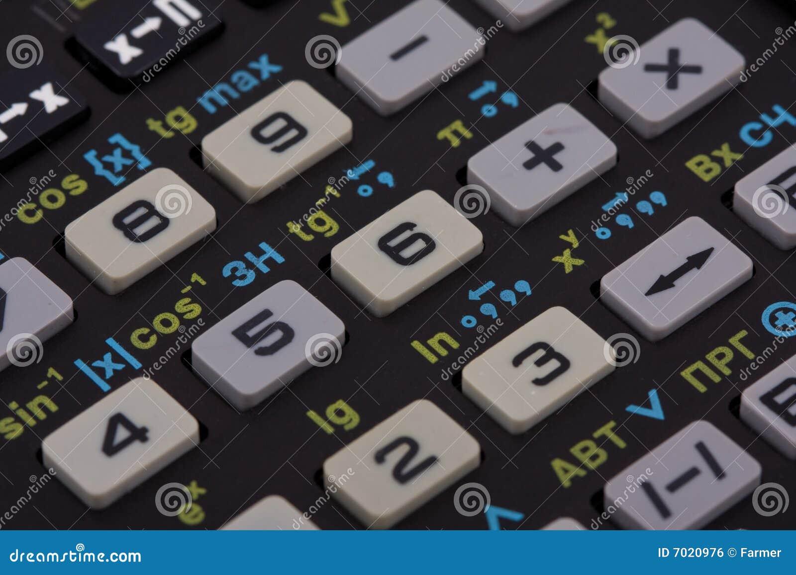 Wetenschappelijke calculator