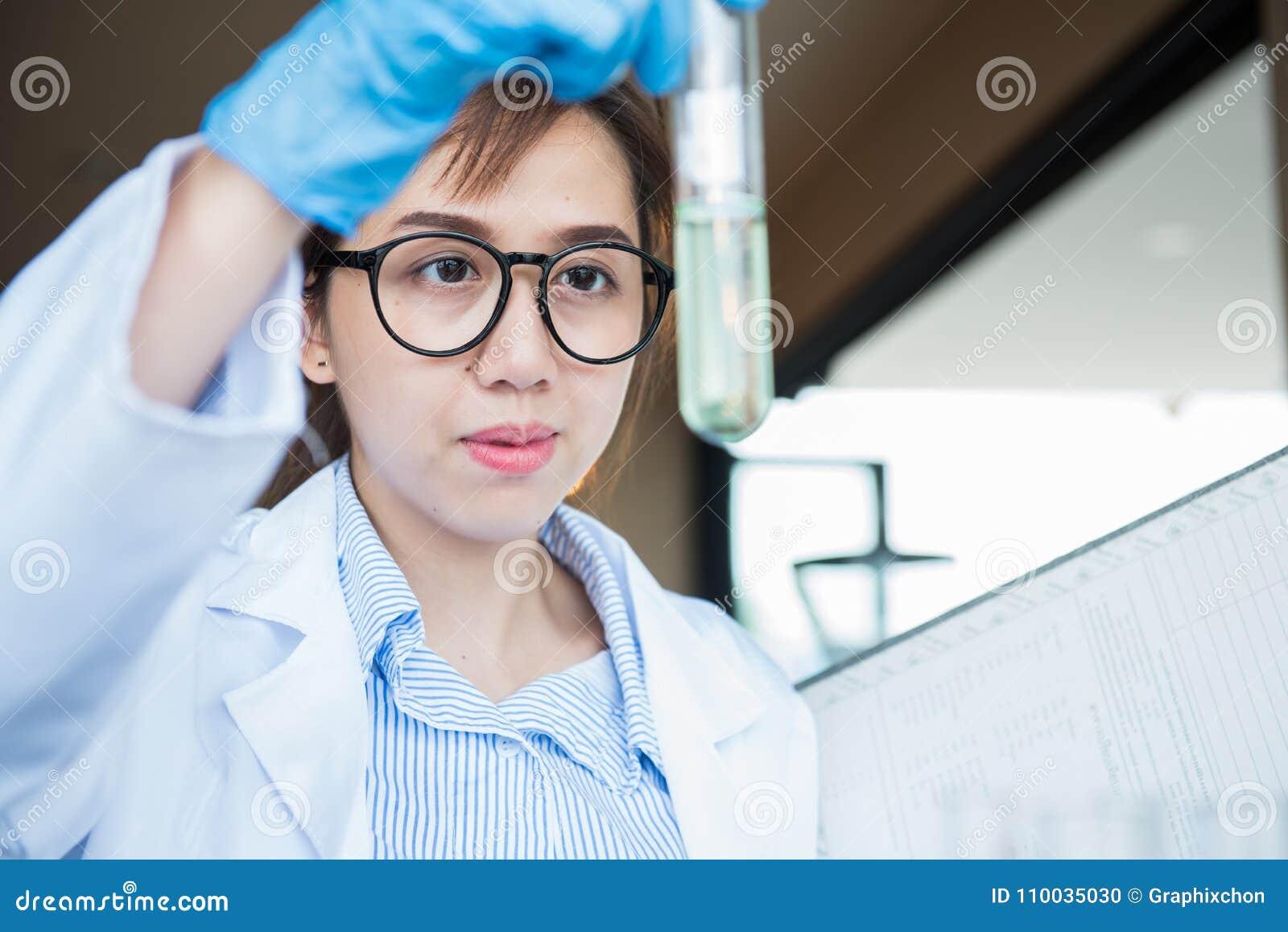 Wetenschapper in overlappingstest