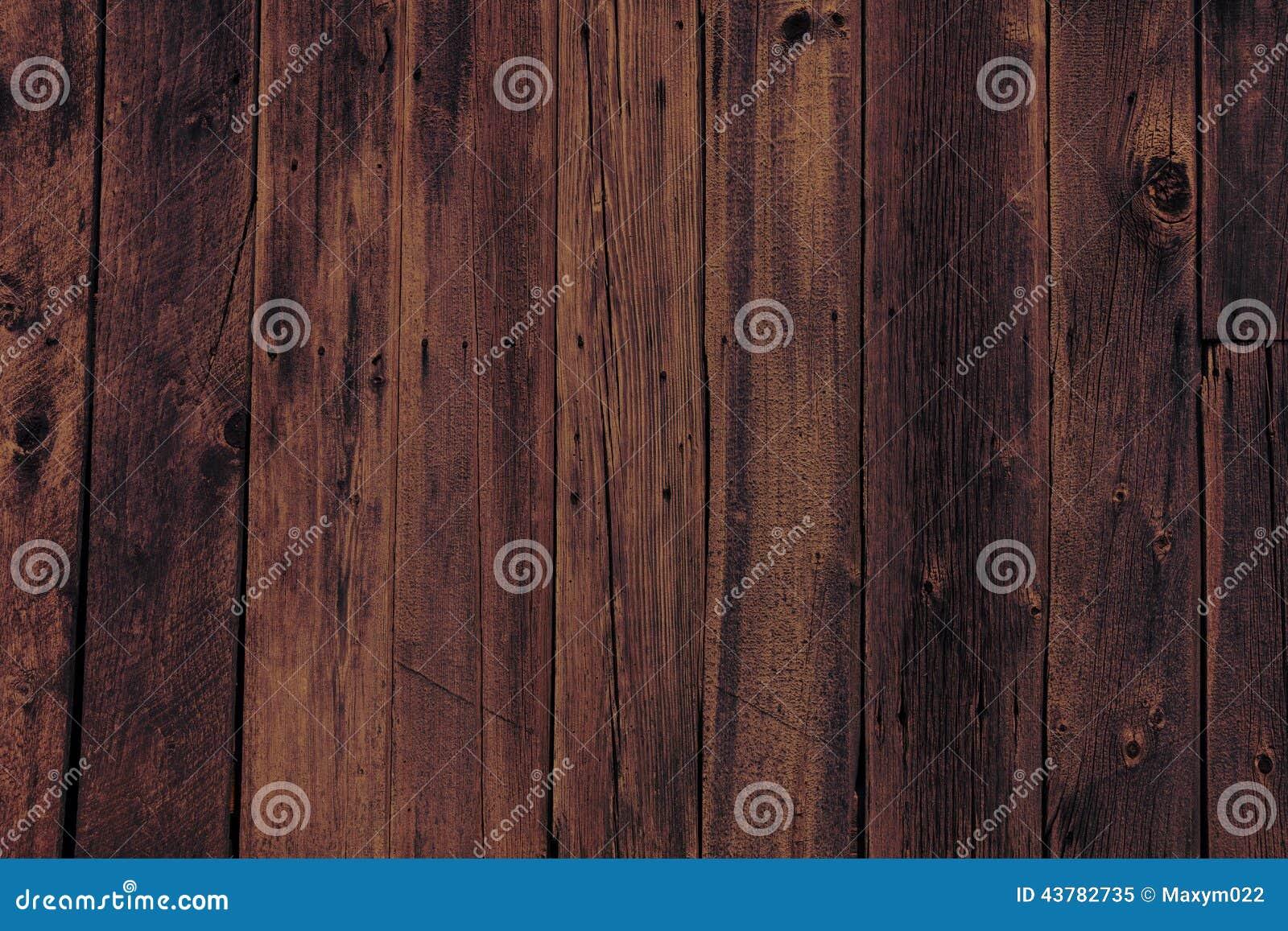 Wewnętrzny Projekt - Drewniana Ściana
