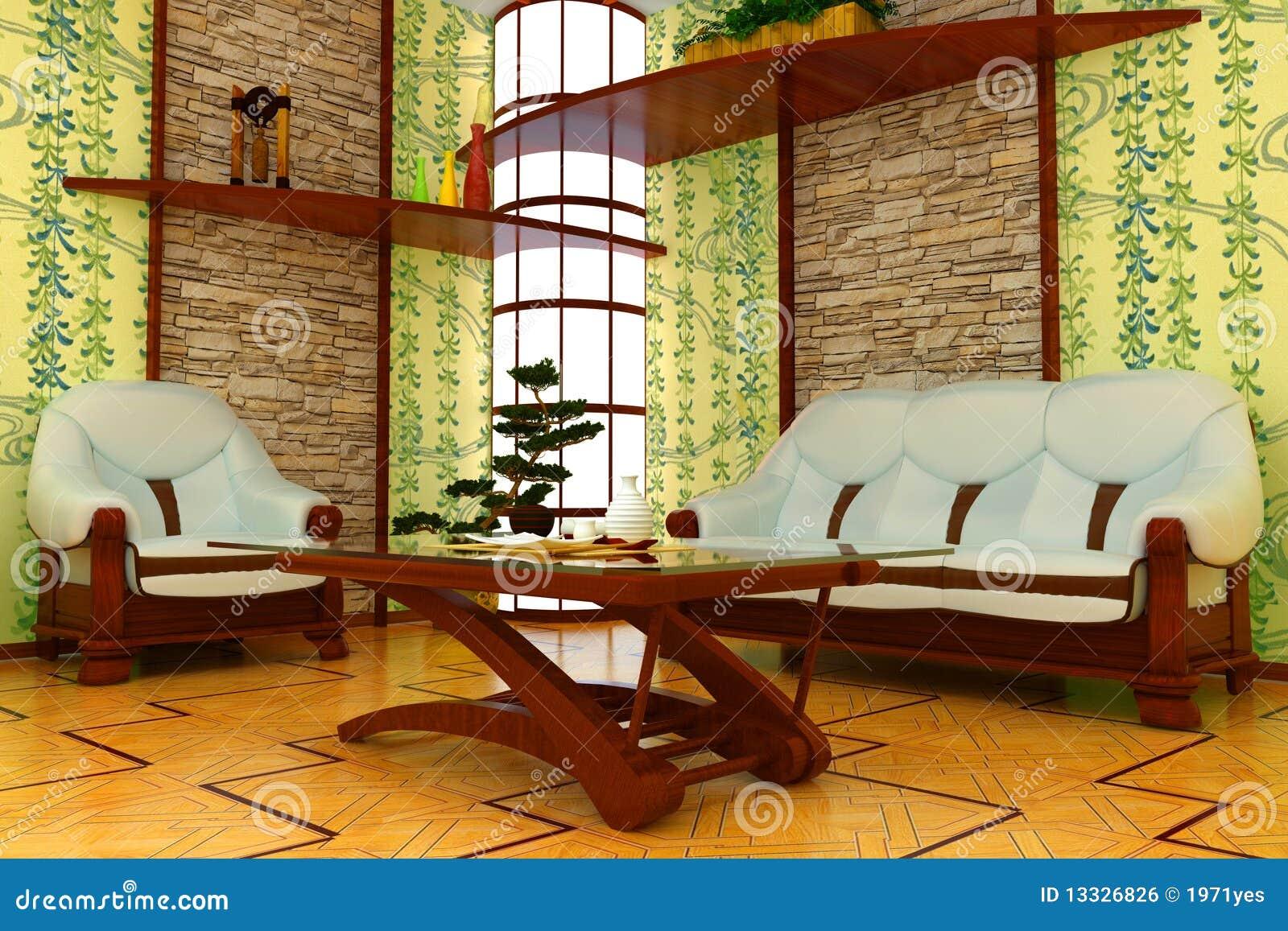 Wewnętrzny pokój