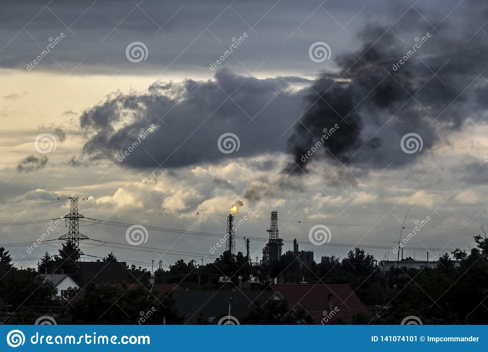 What can we do against the factories air pollution?