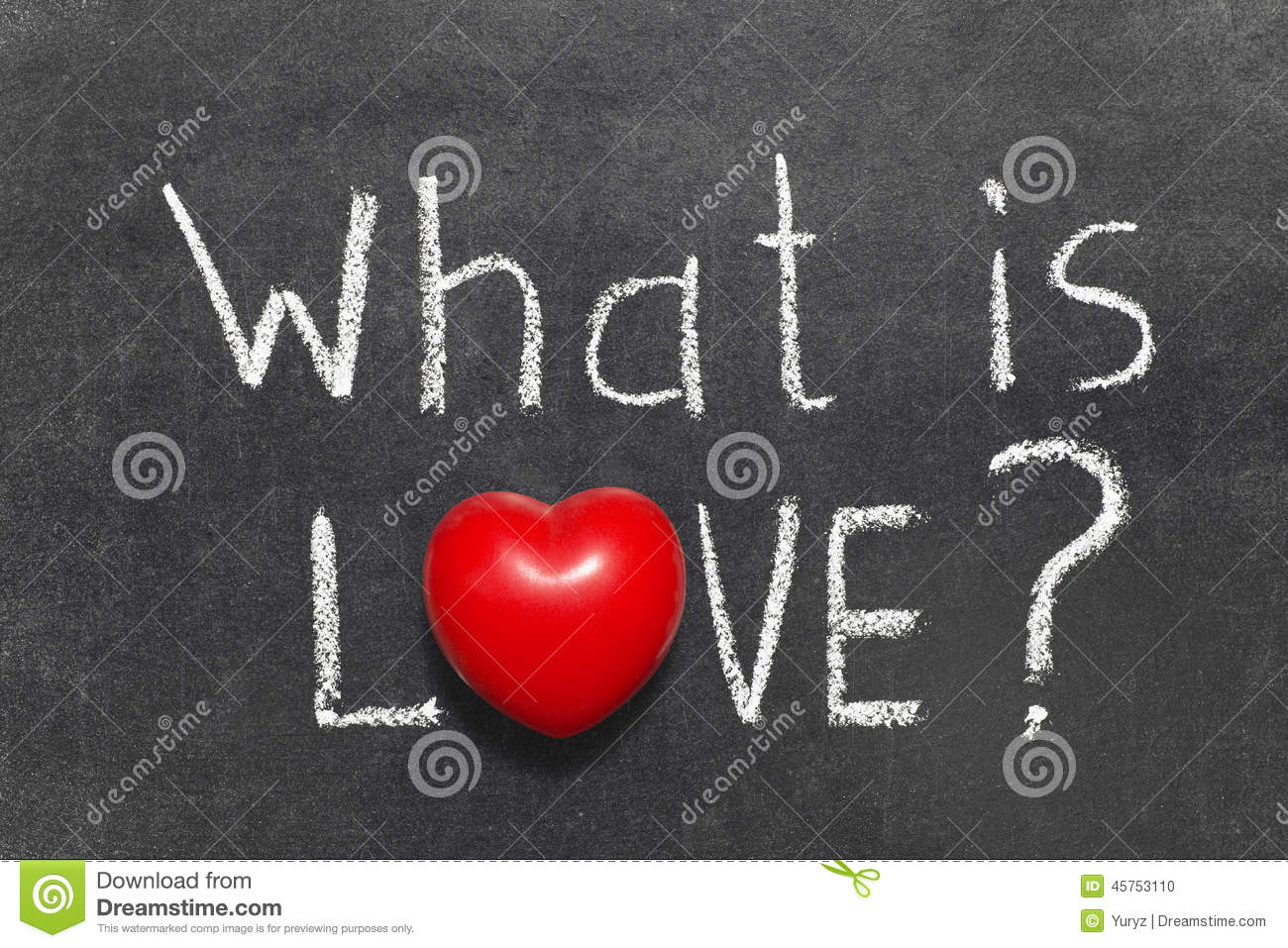 TO THE QUESTION ABOUT LOVE 79