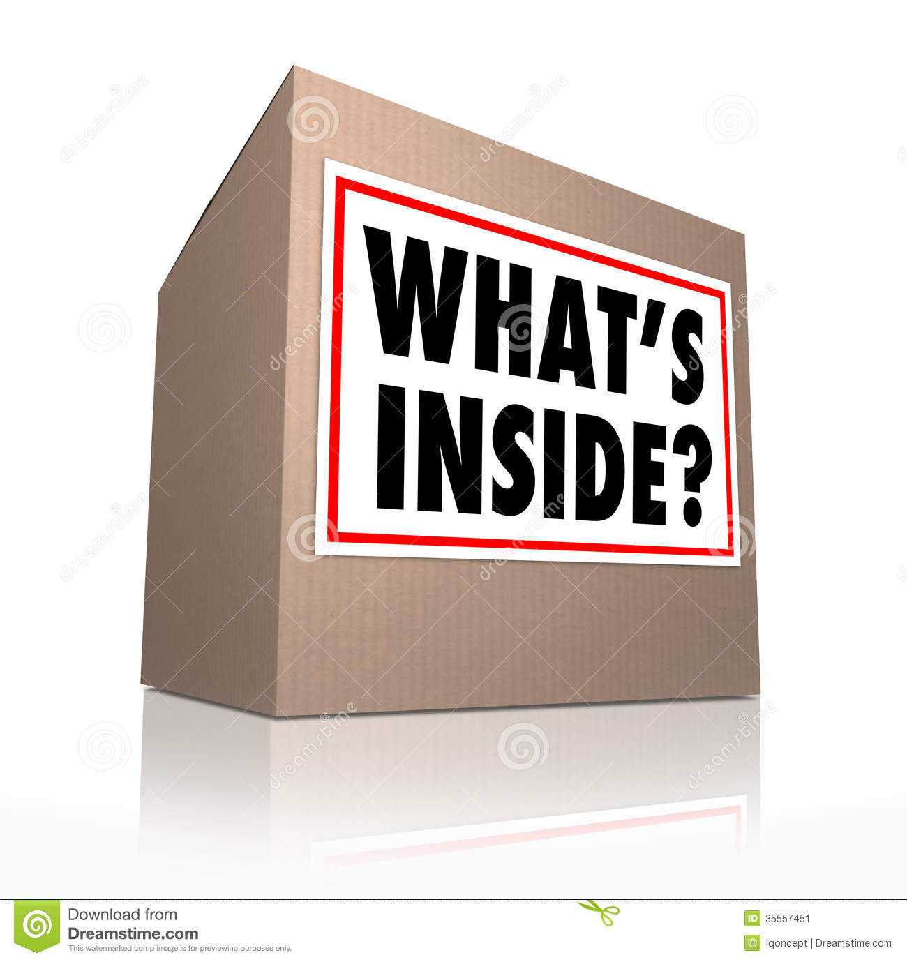 Whats Inside The Box In Fnaf 4
